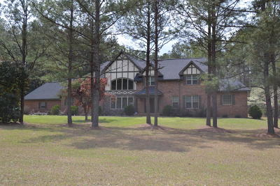 Pinehurst, Raleigh, Southern Pines, Vass Rental Active/Contingent: 1675 Fort Bragg Road