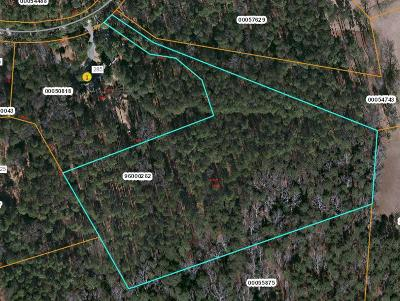 Southern Pines Residential Lots & Land For Sale: N Bethesda Road