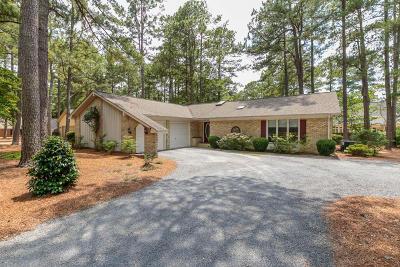 Pinehurst Single Family Home For Sale: 160 Westchester Circle