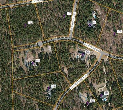 Ccnc Residential Lots & Land For Sale: 190 Brookline Drive