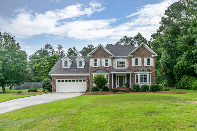 Single Family Home For Sale: 8140 Carnostie Drive