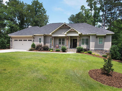 Whispering Pines Single Family Home For Sale: 118 Pine Lake Drive