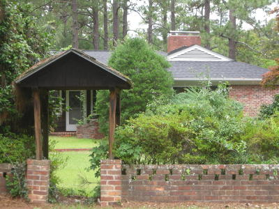 Pinehurst Single Family Home Active/Contingent: 15 Fields Road