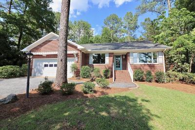 Pinehurst Single Family Home For Sale: 220 SW Lake Forest Drive