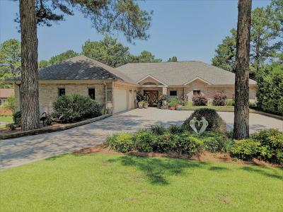 Whispering Pines Single Family Home For Sale: 76 Pine Lake Drive