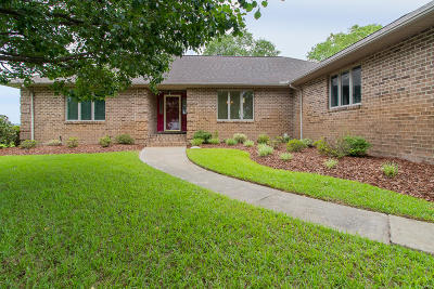 Vass Single Family Home For Sale: 861 Castleberry Court