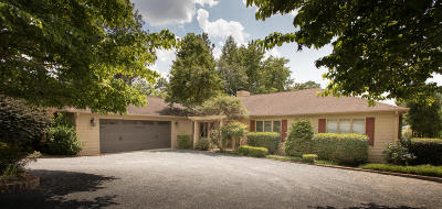 Pinehurst Single Family Home Active/Contingent: 1 Chestnut Lane