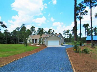 Jackson Springs Single Family Home For Sale: 974 Tufts