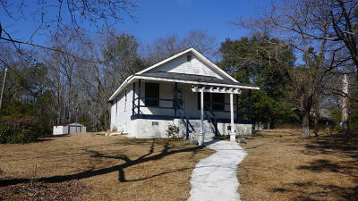 Moore County Rental For Rent: 503 Thomas Avenue