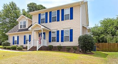 Fayetteville Single Family Home For Sale: 1528 Timberrock Court