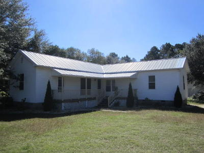 Southern Pines Single Family Home Active/Contingent: 192 Blue Lane