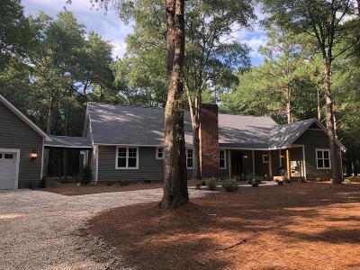 Pinehurst Single Family Home For Sale: 105 Gray Fox