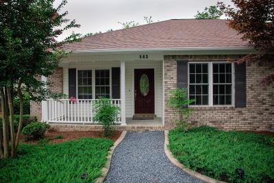 Pinehurst Single Family Home Active/Contingent: 143 Sakonnet Trail