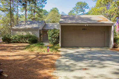 Moore County Rental For Rent: 480 Central Drive