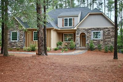 Foxfire NC Single Family Home Active/Contingent: $345,000