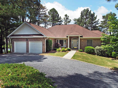 Seven Lakes, West End Single Family Home Active/Contingent: 107 Wagoner Court