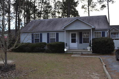 Moore County Rental For Rent: 210 Pecan Grove Drive