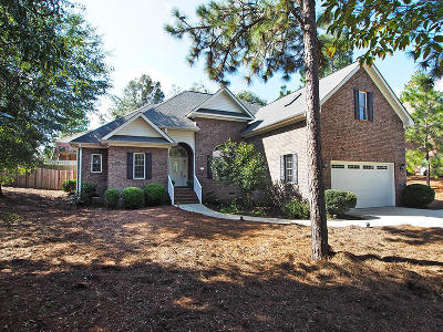Pinehurst NC Single Family Home For Sale: $339,500