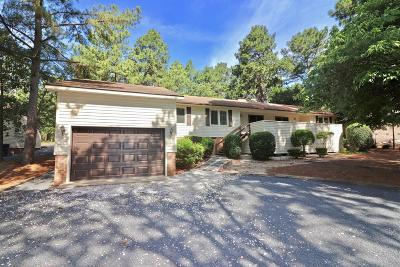 Seven Lakes, West End Single Family Home For Sale: 102 Thistle Lane