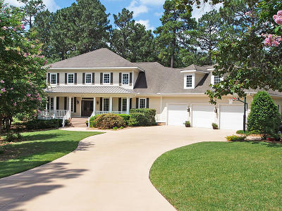 Pinehurst Single Family Home For Sale: 120 Woodenbridge Lane