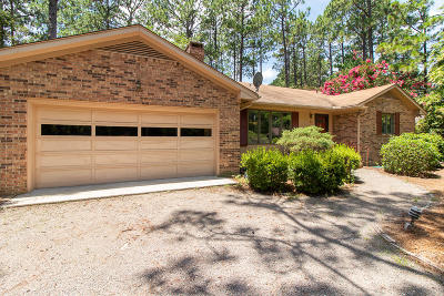 Whispering Pines Single Family Home Active/Contingent: 5 Birdie Drive