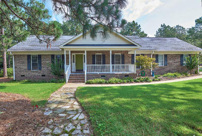 Whispering Pines Single Family Home Active/Contingent: 2056 Airport Road