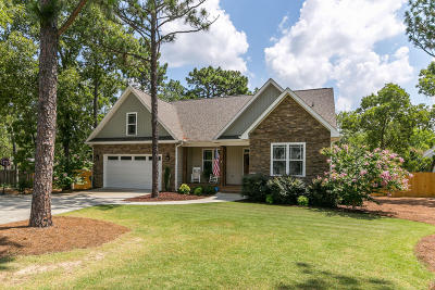 Pinehurst Single Family Home Active/Contingent: 6 Whirla Way Way