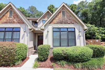 Southern Pines Condo/Townhouse Active/Contingent: 28 Elk Ridge Lane