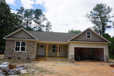 Moore County Single Family Home Active/Contingent: 185 S Plum Street