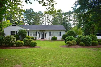 Pinehurst Single Family Home For Sale: 70 Fields Road