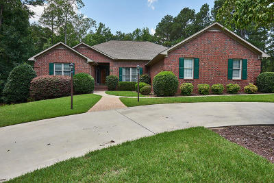Whispering Pines Single Family Home For Sale: 9 Sunset Drive