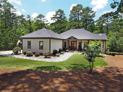 Pinehurst Single Family Home Active/Contingent: 4 Creekside Court