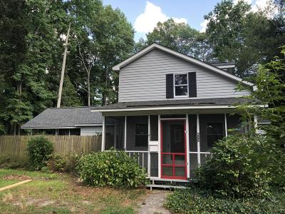 Southern Pines Single Family Home For Sale: 625 S May Street