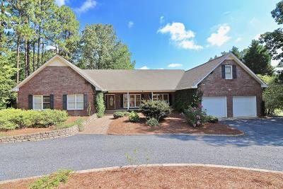 Pinehurst Single Family Home For Sale: 35 Juniper Creek Boulevard