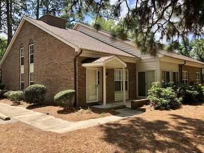 Pinehurst NC Condo/Townhouse Sold: $114,000