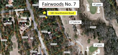 Fairwoods On 7 Residential Lots & Land For Sale: 185 Hearthstone Road