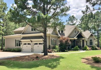 Moore County Single Family Home Active/Contingent: 102 Hammerstone Circle
