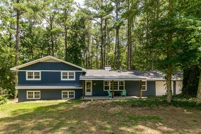 Whispering Pines Single Family Home For Sale: 160 Lakeview Drive