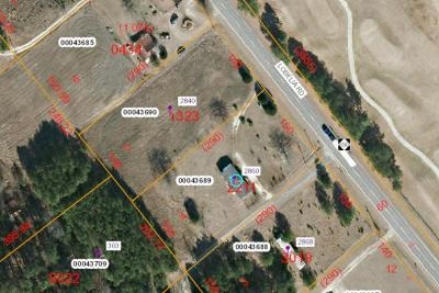 Vass Residential Lots & Land For Sale: 2840 Lobelia Road
