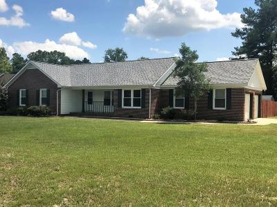 Fayetteville Single Family Home For Sale: 3386 Brushy Hill Road