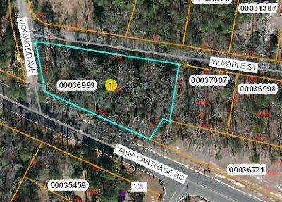Vass Residential Lots & Land For Sale: Lot 19 W Maple Street