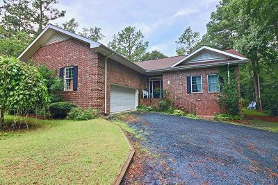 Vass Single Family Home For Sale: 736 Ginseng Drive