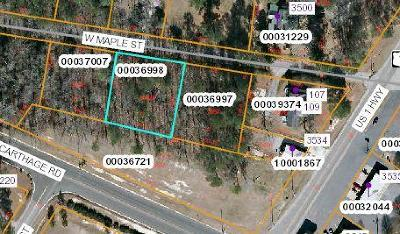 Vass Residential Lots & Land For Sale: Lot 21 W Maple Street