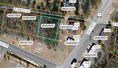 Vass Residential Lots & Land For Sale: Lot 22 W Maple Street