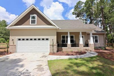 Pinehurst Single Family Home Active/Contingent: 6 Cone Court