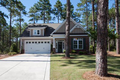 Southern Pines Single Family Home For Sale: 6 Latrobe Court