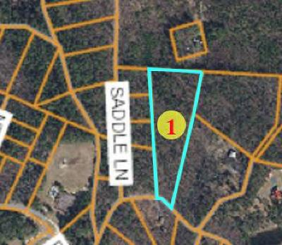 Carthage Residential Lots & Land For Sale: Lot 28 Western Trail