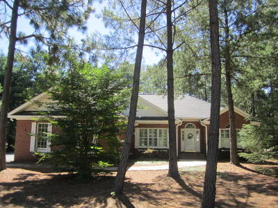 Pinehurst Single Family Home For Sale: 4 Osage Lane