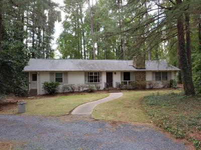 Moore County Rental For Rent: 670 S Valley Road Road
