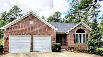 Pinehurst Single Family Home For Sale: 25 Kingswood Circle Circle